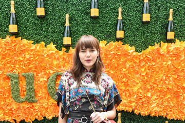Natalie Suarez The Ninth Annual Veuve Clicquot Polo Classic - Arrivals