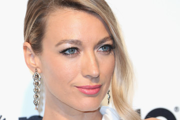 Natalie Zea 25th Annual Elton John AIDS Foundation's Oscar Viewing Party - Arrivals