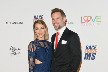 Natalie Zea 25th Annual Race To Erase MS Gala - Arrivals