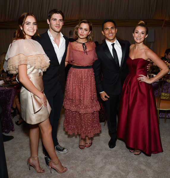 Hallmark Channel and Hallmark Movies and Mysteries Winter 2018 TCA Press Tour - Inside