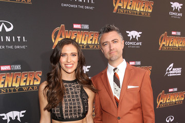 Natasha Halevi Los Angeles Global Premiere for Marvel Studios' 'Avengers: Infinity War'