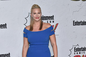 Natasha Henstridge Entertainment Weekly Hosts Its Annual Comic-Con Party at FLOAT at the Hard Rock Hotel