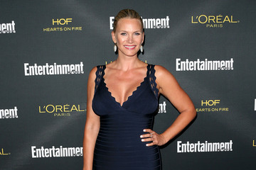 Natasha Henstridge Entertainment Weekly's Pre-Emmy Party