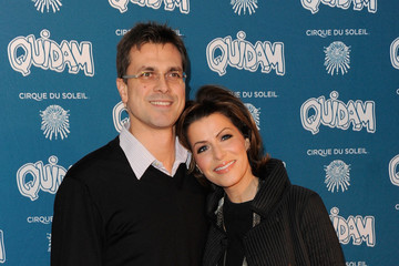 Natasha Kaplinsky Arrivals at 'Cirque Du Soleil: Quidam' Opening Night
