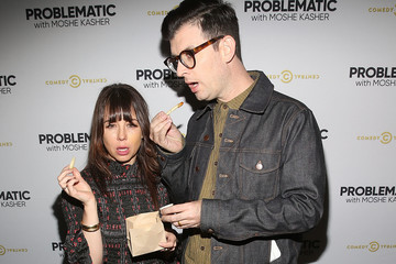 Natasha Leggero Comedy Central's 'Problematic With Moshe Kasher' Viewing Party