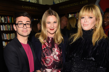 """Natasha Lyonne Christian Siriano Celebrates The Release Of His Book """"Dresses To Dream About"""" At The Rizzoli Flagship Store In New York"""