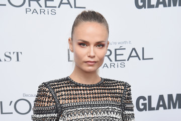 Natasha Poly Glamour Celebrates 2017 Women of the Year Awards - Arrivals