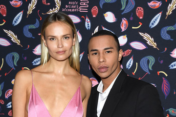Natasha Poly Harper's Bazaar Exhibtion At Musee Des Arts Decoratifs In Paris