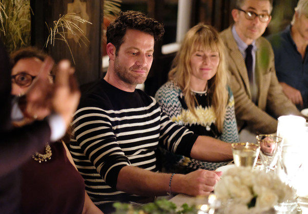 Nate + Jeremiah For Living Spaces Upholstery Collection Launch Dinner
