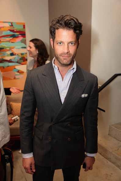 Nate Berkus Pictures New York Design Hunting Launch