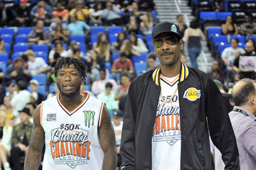 Nate Robinson 2nd Annual Monster Energy $50K Charity Challenge Celebrity Basketball Game