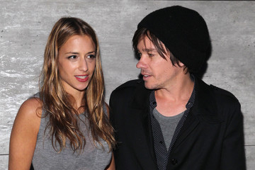 Nate Ruess Charlotte Ronson - Front Row - Mercedes-Benz Fashion Week Fall 2015
