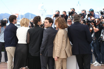 Nathalie Baye 'It's Only the End of the World (Juste La Fin Du Monde)' Photocall - The 69th Annual Cannes Film Festival