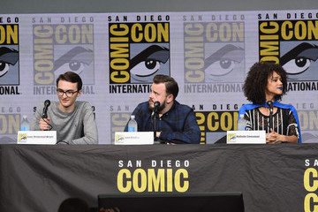 Nathalie Emmanuel Comic-Con International 2017 - 'Game Of Thrones' Panel and Q+A Session