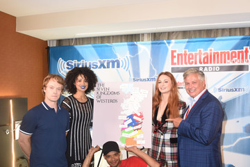 Nathalie Emmanuel SiriusXM's Entertainment Weekly Radio Channel Broadcasts From Comic Con 2017 - Day 2