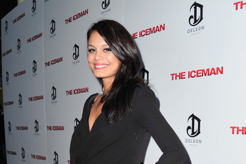 Nathalie Kelley Arrivals at 'The Iceman' Premiere