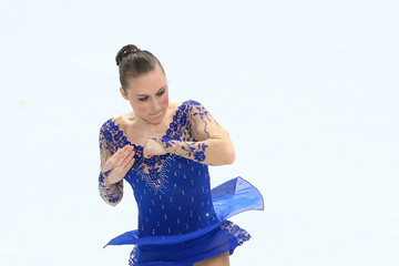 Nathalie Weinzierl Winter Olympics: Figure Skating