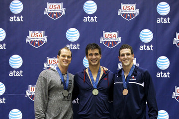 Nathan Adrian AT&T Swimming Winter National Championships
