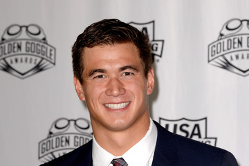 Nathan Adrian The Golden Goggle Awards in LA