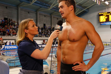 Nathan Adrian 2015 AT&T Winter National Championships - Day 1
