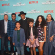 Nathan Anderson Screening Of Netflix's 'All About The Washingtons' - Red Carpet