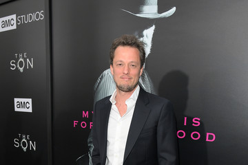 Nathan Barr AMC's 'The Son' Premiere