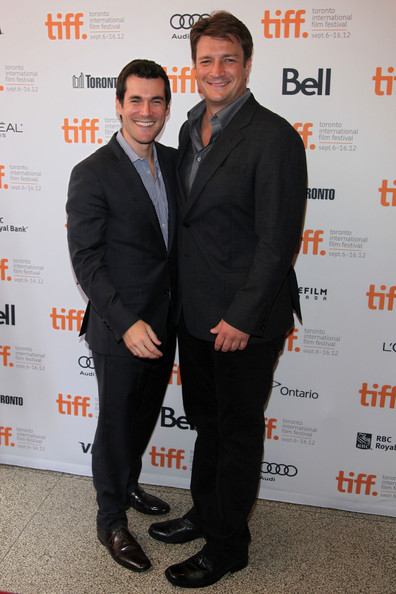Sean Maher Boyfriend Paul Sean maher and nathan fillion