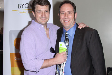 Nathan Fillion GBK Gift Lounge - MTV Movie Awards Weekend - Day 2