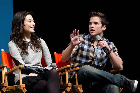miranda cosgrove and nathan kress going out. michelle obama at imeet the first lady miranda cosgrove and nathan kress going out