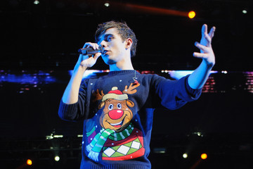 Nathan Sykes B96 Pepsi Jingle Bash