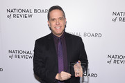 Director Lee Unkrich attends the National Board of Review Annual Awards Gala at Cipriani 42nd Street on January 9, 2018 in New York City.