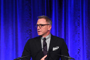 Daniel Craig speaks onstage during The National Board of Review Annual Awards Gala at Cipriani 42nd Street on January 08, 2020 in New York City.