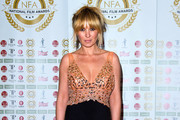 Kierston Wareing attends the National Film Awards at Porchester Hall on March 31, 2015 in London, England.