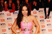 Myleene Klaas - Best and Worst Dressed at the 2010 National Television Awards