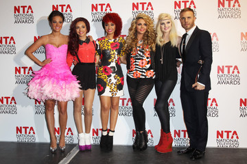 Leigh-Ann Pinnock National Television Awards 2012 - Winners Boards