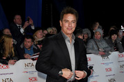 John Barrowman attends the National Television Awards held at the O2 Arena on January 22, 2019 in London, England.