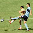 Damian Brosque National Youth League Rd 12 - Sydney FC v Jets