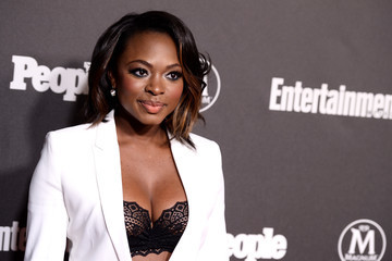 Naturi Naughton Entertainment Weekly & People Upfronts Party 2016 - Arrivals