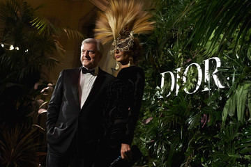 Naty Abascal Dior Ball: Party in Madrid
