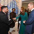 Naughty Boy The Duke And Duchess Of Cambridge Visit The Aga Khan Centre