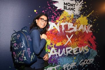 Nawal El Moutawakel Montblanc Partners For Laureus Awards 2019 - Day Two : Photocall
