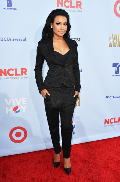 Naya Rivera - 2012 NCLR ALMA Awards - Red Carpet