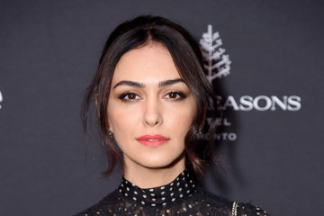 Nazanin Boniadi The Hollywood Foreign Press Association And InStyle Party At 2018 Toronto International Film Festival - Arrivals