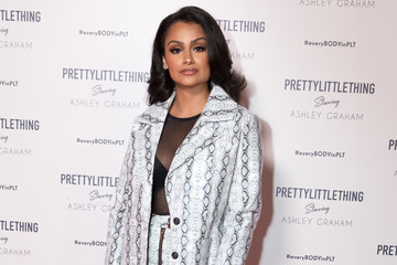 Nazanin Mandi PrettyLittleThing x Ashley Graham Event