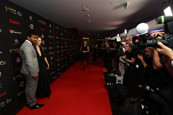 2018 AACTA Awards Presented By Foxtel | Industry Luncheon - Red Carpet
