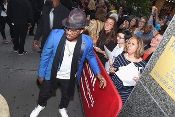 Ne-Yo Musicians Gather at the Songwriters Hall of Fame 46th Annual Induction and Awards