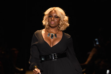 NeNe Leakes Naomi Campbell's Fashion For Relief Charity Fashion Show - Runway