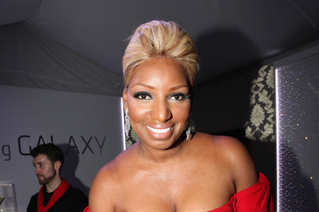 NeNe Leakes Samsung at Mercedes-Benz Fashion Week Fall 2014 - Day 1