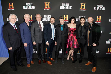 Neal McDonough Laura Mennell LA Premiere Party For HISTORY's New Drama Project Blue Book""