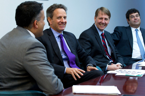 Treasury Secretary Geithner Discusses The Consumer Financial Protection Bureau's Efforts []